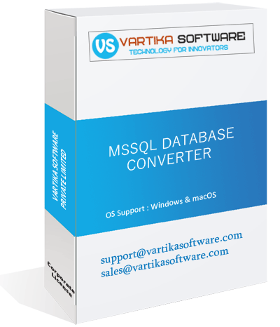 MSSQL Database Converter Software