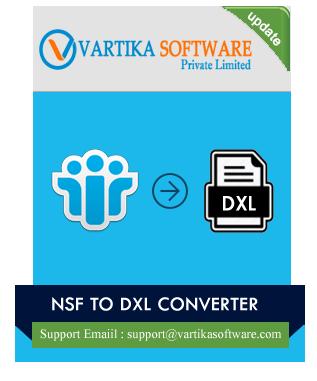 Vartika NSF to DXL Converter