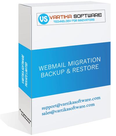Vartika Webmail Migration Tool