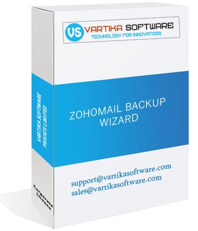 Zoho Mail Backup Software